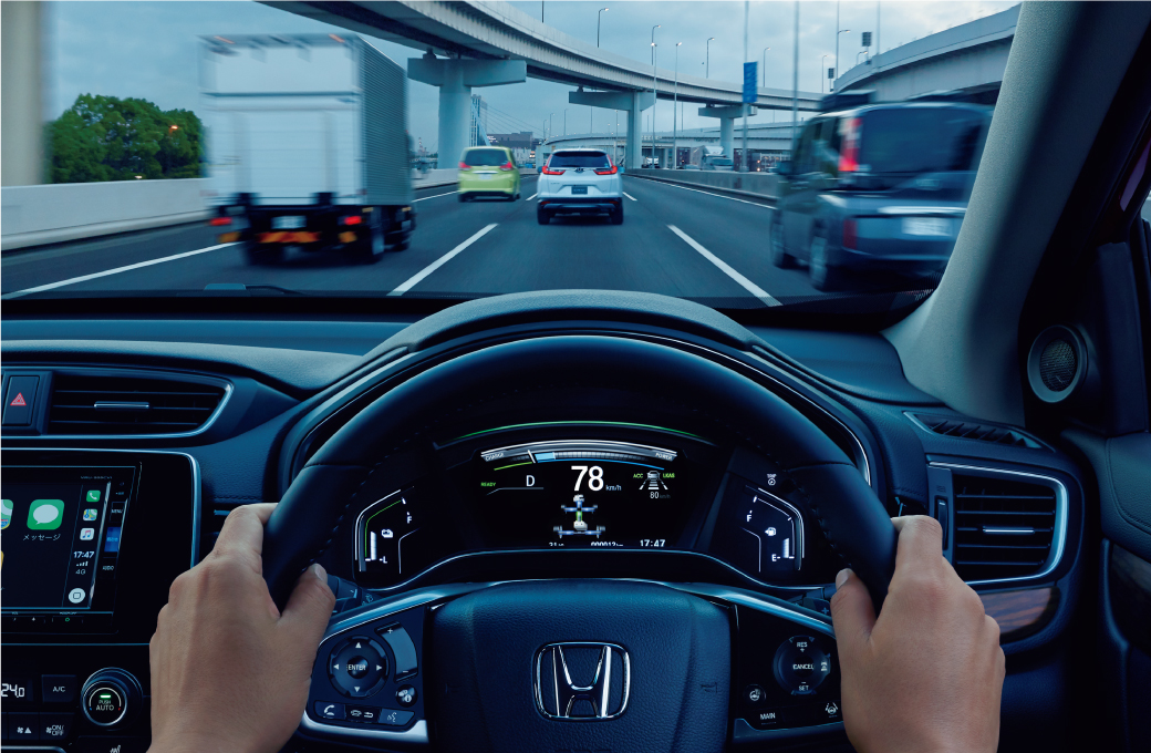 Honda SENSING*